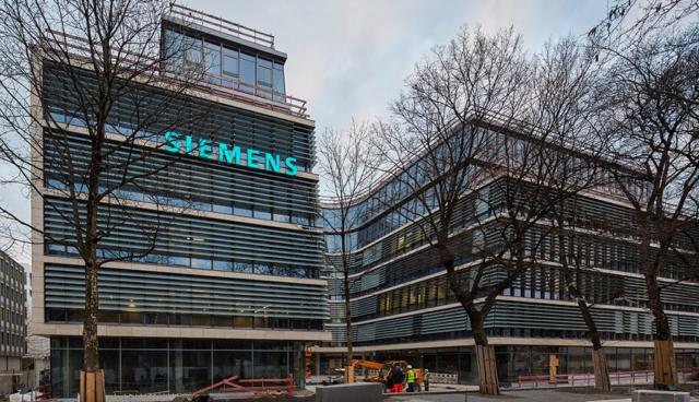 Kostenloses Elektroauto-Laden für viele Siemens-Mitarbeiter ab 2017