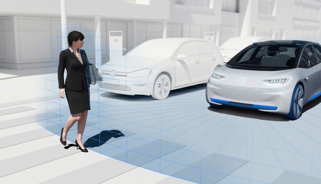 VW-Elektroauto-Autonomes-Fahren