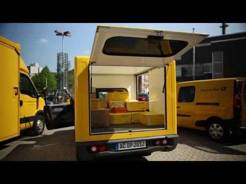post dhl verkn pft versand mit investitionen in elektroautos. Black Bedroom Furniture Sets. Home Design Ideas