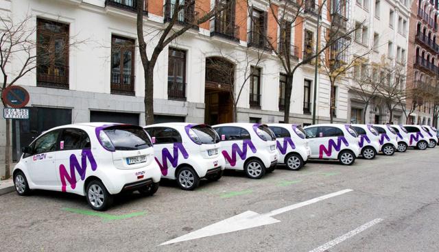emov–500-Carsharing-Elektroautos-von-Citroen-Madrid