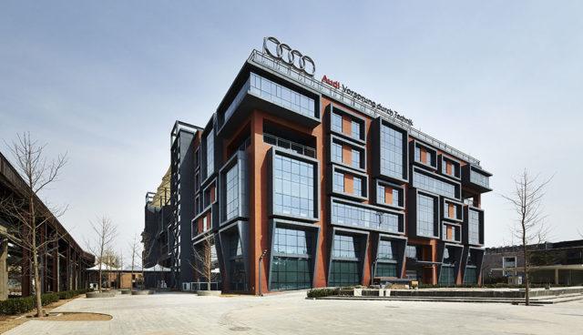 Audi setzt in China auf Elektrifizierung und Digitalisierung