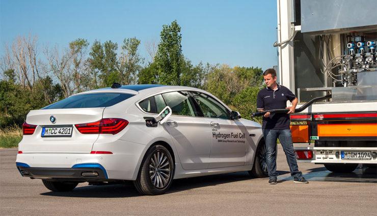 BMW-Chefentwickler: Brennstoffzelle nur bei großen Elektroautos sinnvoll