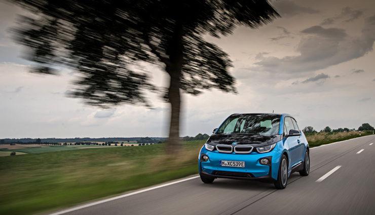 BMW-Vorstand: Elektroauto kommt erst 2020 aus der Nische