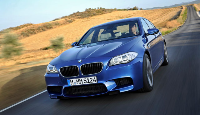 BMW M: Erst Hybrid-, dann Elektroautos