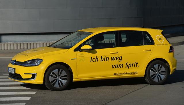 BVG-Elektroauto-Fuhrpark