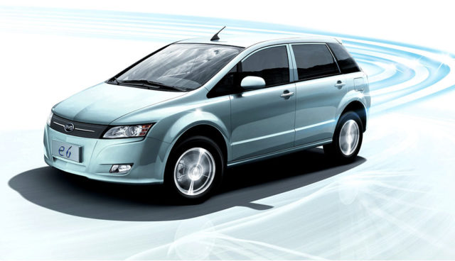 China kürzt Elektroauto-Subventionen