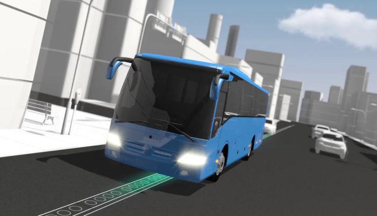 Tel Aviv erprobt induktives Laden während der Fahrt mit Elektrobussen