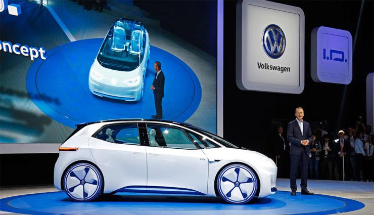 Etablierte Elektroauto-Hersteller spät dran, aber mit Vertrauensvorschuss