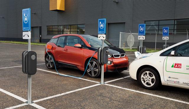 So werden Elektroautos in Europa genutzt (Umfrage)