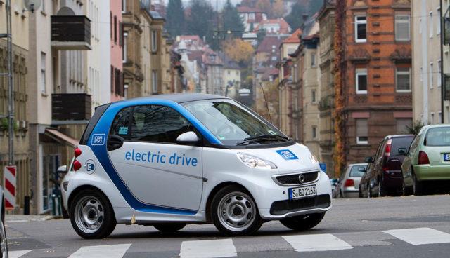 Elektroautos in Stuttgart: Die Exoten werden stetig mehr