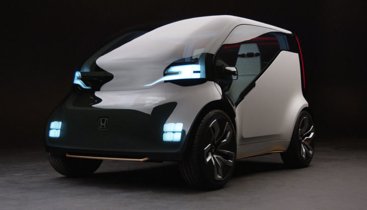 Honda-Elektroauto NeuV fährt mit emotionaler Intelligenz