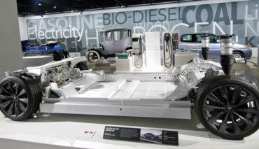 Indra-Elektroauto