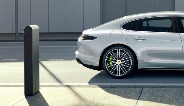 Österreich: Kreisel Electric und Porsche bauen 320-kW-Ladenetz