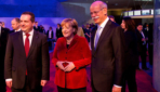 """Merkel über Trends in der Autobranche: """"Man muss permanent vorn mit dabei sein"""""""