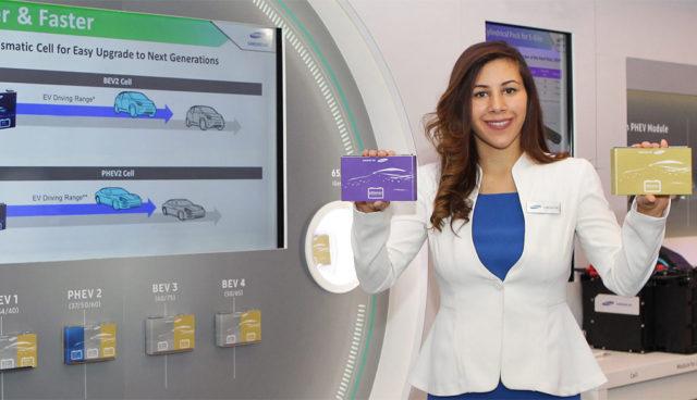 Neue Elektroauto-Batterie von Samsung: 500 Kilometer in 20 Minuten