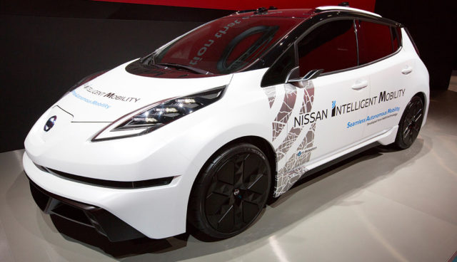 Nächster Nissan LEAF mit 320+ Kilometern Reichweite und Selbstfahr-Technik