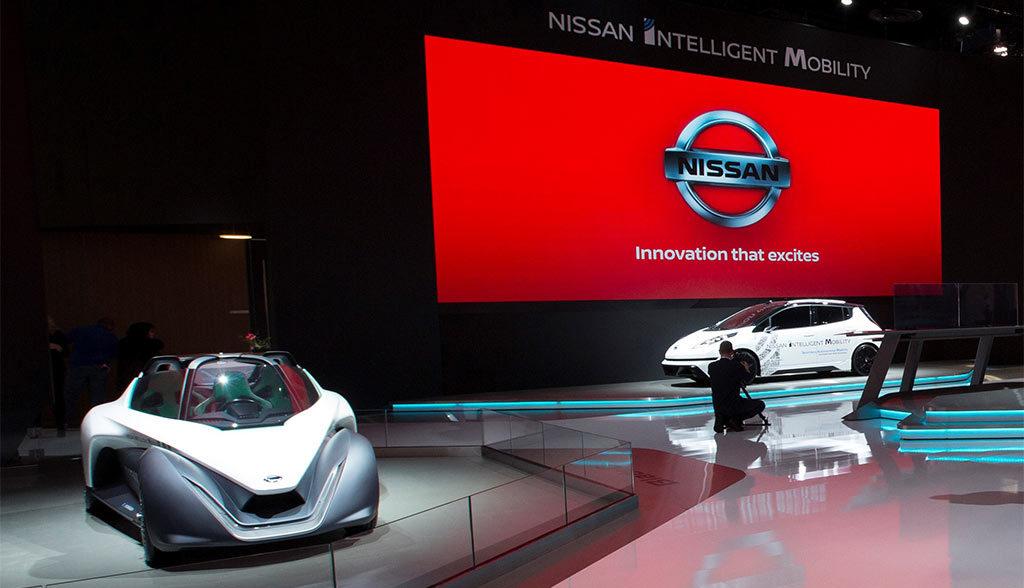 Nissan-treibt-Elektrifizierung-voran