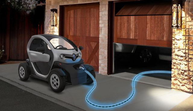 CES: Renault stellt Open-Source-Elektroauto auf Twizy-Basis und Leucht-Ladekabel vor