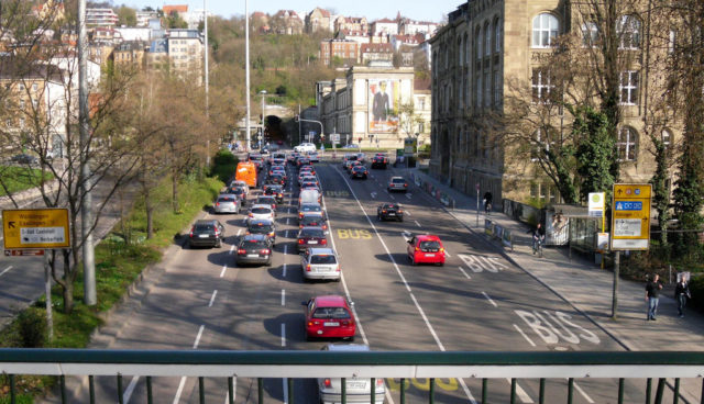 Feinstaub: Stuttgart belasteter als Peking