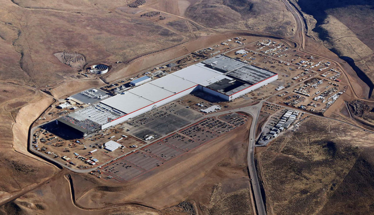 Tesla Gigafactory: Batterie-Zellfertigung gestartet