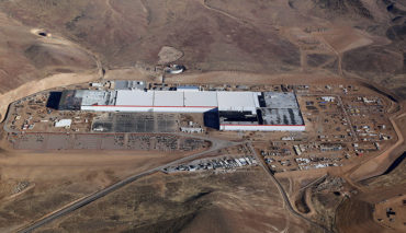 Tesla-Gigafactory-Model-3-Produktion