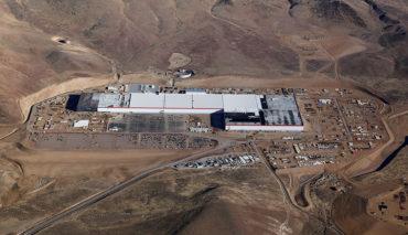 Tesla Gigafactory Solar,-Wasseraufbereitung-Recycling