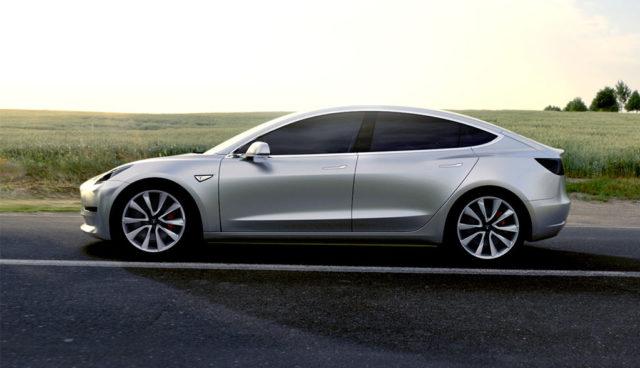 Tesla-Model-3-Werbevideo
