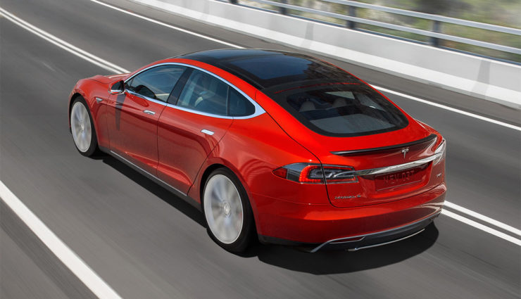 Neues Tesla Model S 100D mit 632 Kilometern Reichweite (Model X 100D mit 565 Kilometern)
