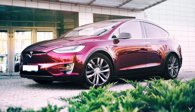 Tuner Vilner: Ist dieses Tesla Model X das leiseste der Welt?