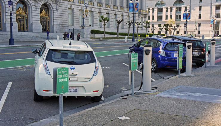 US-Städte fragen 24.000 Elektroautos an