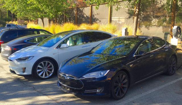 USA: Tesla Model S schlägt Model X bei Kundenzufriedenheit