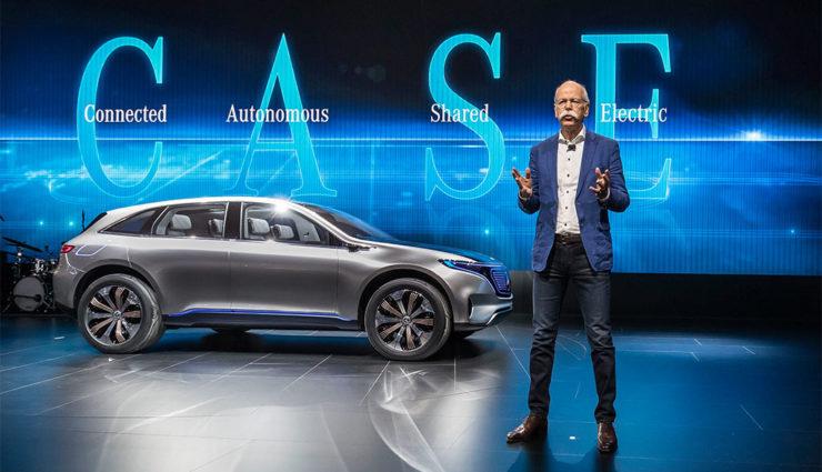 VDA und Daimler-Chef gegen Elektroauto-Quote