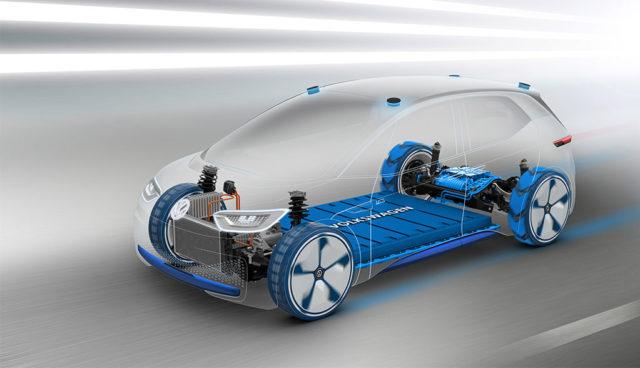 VW-Elektroauto-Baukasten MEB bereit für konzernweiten Einsatz