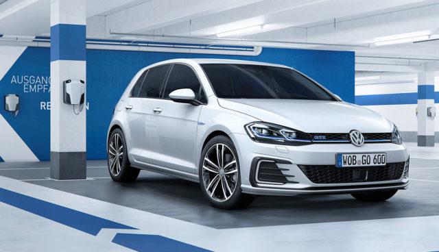 VW Golf GTE 2017: Neues Teilzeit-Elektroauto ab sofort bestellbar