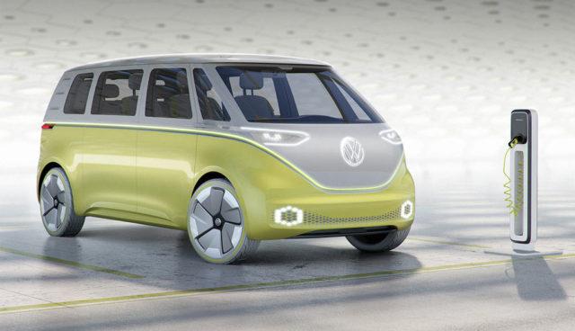 VW I.D. Buzz: Elektroauto-Bus mit 600 Kilometer Reichweite, Schnellladung in 30 Minuten