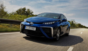 Wasserstoff-Elektroauto-Hydrogen-Council