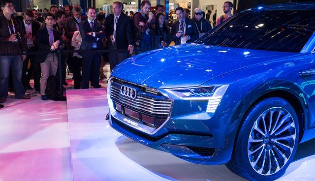 Audi-Manager: Händler sollen sich nicht gegen Elektroautos sträuben