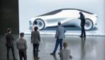 So könnte BMWs Tesla-Fighter i5/iNext aussehen
