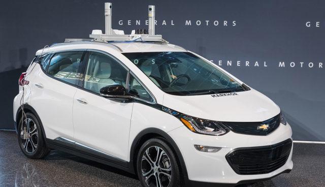 """GM bringt """"tausende"""" autonome Elektroautos auf die Straße"""