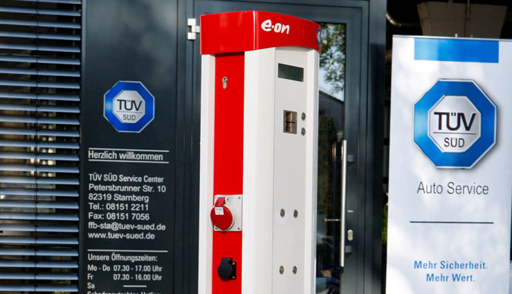 """E.ON will """"zahlreiche"""" Elektroauto-Ladepunkte im ländlichen Raum installieren"""