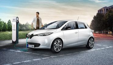 Elektroauto-CO2-Emissionen-Oekostrom
