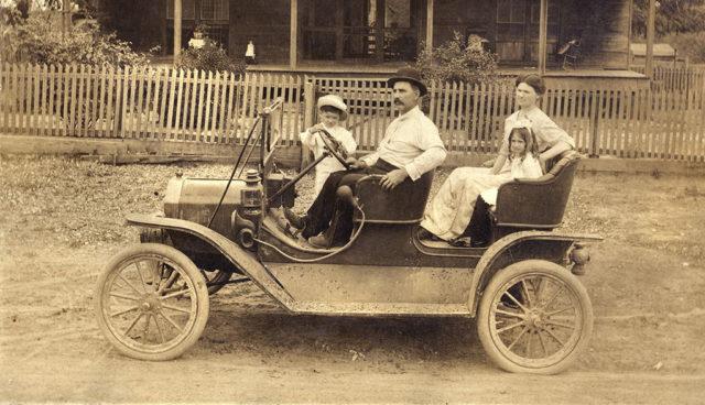 Elektroauto-Geschichte