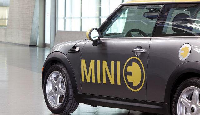 Elektroauto-Mini