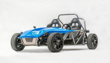 Kyburz-eRod—Race-Elektroauto-Rennwagen
