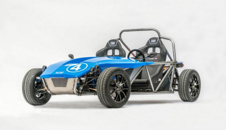 Kyburz: Neues eRod-Topmodell mit 150 kW / 204 PS