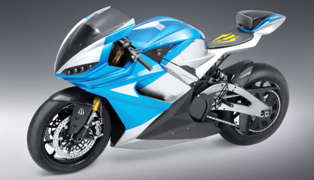 Über 800 Kilometer ohne Nachladen auf dem Elektro-Motorrad?