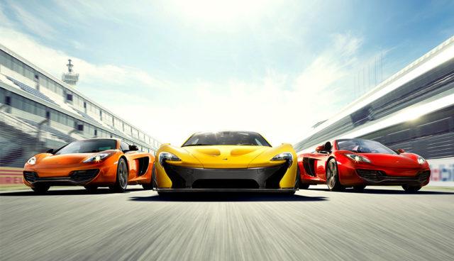 McLaren: Nur noch Hybridautos ab 2025