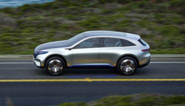 Mercedes-Elektroauto-Investitionen