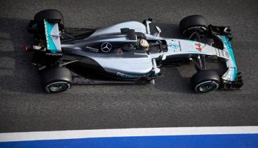 Mercedes-Motorsport-Elektroauto