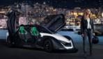 Margot Robbie ist neue Markenbotschafterin für Nissans Elektroautos